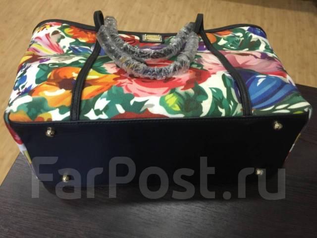 a76a8bff60ca Сумка Dolce&Gabbana реплика 1:1 из текстиля и натуральной кожи ...