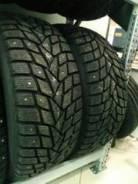 Dunlop Grandtrek Ice02. Зимние, шипованные, 2017 год, без износа, 4 шт