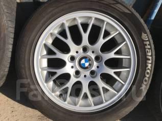 "Колеса 5x120 205/55R16 BMW E90 E91 E92 E46 E36 Z3. 7.0x16"" 5x120.00 ET46 ЦО 72,6мм."