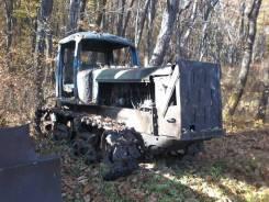 Вгтз ДТ-75. Продается трактор ДТ-75