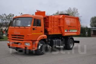 КамАЗ 43253-28. МК-4452-02 на шасси Камаз 43253-3010-28 Евро-4 (универс. захват), 100куб. см.