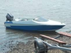 Yamaha STR-14. 1999 год год, длина 4,50м., двигатель подвесной, 70,00л.с., бензин
