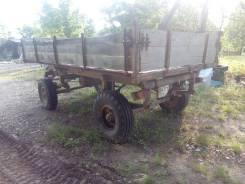 Калачинский 2ПТС-4. Продам тракторную телегу 2 птс4 валит на 3 стороны в хтс