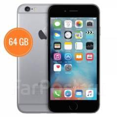 Apple iPhone 6. Б/у, 64 Гб, Серый