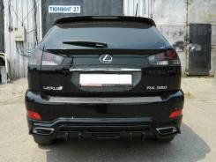 Обвес кузова аэродинамический. Lexus RX330 Lexus RX300