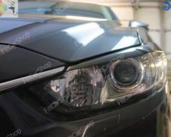 Защита фар прозрачная. Mazda Mazda6, GJ, GJ2AP, GJ2AW, GJ2FP, GJ2FW, GJ521, GJ522, GJ523, GJ526, GJ527, GJ5FP, GJ5FW, GJEFP, GJEFW