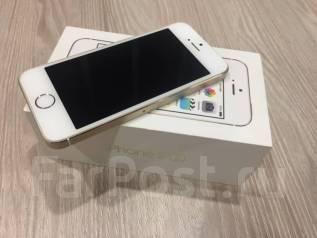 Apple iPhone 5s. Б/у, 64 Гб, Золотой
