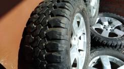 "Комплект колес Ниссан Навара (Патфаиндер). 7.0x17"" 6x114.30 ET30 ЦО 65,0мм."