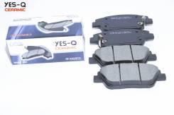 Колодка тормозная передние YES-Q Ceramic ESD7053