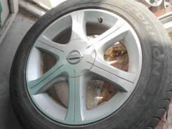 """Nissan на R17 5x114,3 оригинал лето Pirelli 235/55 в сборе. 7.0x17"""" 5x114.30 ET40 ЦО 66,1мм."""