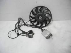 Вентилятор охлаждения радиатора. Audi S Audi A4 Audi A6