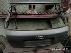 Дверь багажника. Audi