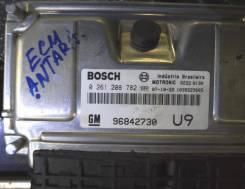 Блок управления двс. Chevrolet Captiva, C100 Opel Antara