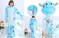 Пижамы–кигуруми. 40, 42, 44, 40-44