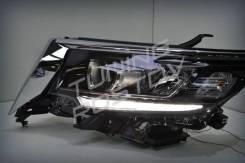 Фары Land Cruiser Prado 150 2018 Рестайлинг