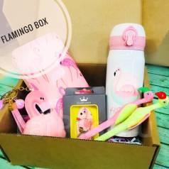 Подарочный Фламинго Бокс! Необычный подарок ! Доставка бесплатно