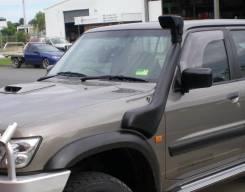 Шноркель. Nissan Patrol, Y61 Nissan Safari. Под заказ