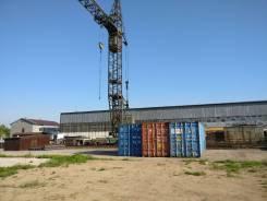 Производственная площадка, цех. 3 968кв.м., собственность, электричество, вода. Фото участка