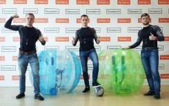 Бампербол - Турниры в шарах, корпоративы, дни рождения, тимбилдинги