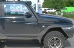 Шноркель. Hyundai Tager SsangYong Korando. Под заказ