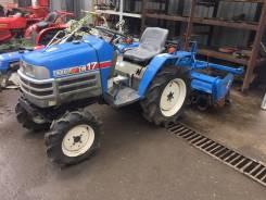 Iseki. Японский трактор TM17 4WD, 17 л.с.