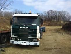 Scania. Седельный тягач 112M, 30 000кг.