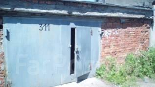 Гаражи капитальные. улица Карамзина 4, р-н Л.О., 18кв.м., электричество, подвал.