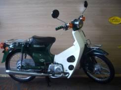 Honda Super Cub. 49куб. см., исправен, без птс, без пробега