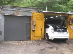 Боксы гаражные. . Вид снаружи