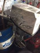 Honda. 9,00л.с., 4-тактный, бензиновый, нога L (508 мм), 2000 год год
