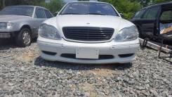 Обвес кузова аэродинамический. Mercedes-Benz S-Class, W220 Mercedes-Benz A-Class