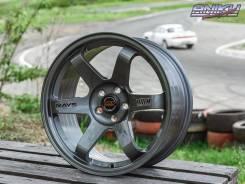 "NEW! Комплект дисков Volk Racing TE37SL R17 8jj ET35 5*100 (D145/3). 8.0x17"", 5x100.00, ET35, ЦО 73,1мм."