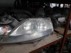 Citroen C3, фара левая передняя