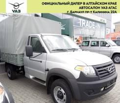 УАЗ Профи. УАЗ Profi 4х4 с широкой грузовой платформой, 2 700куб. см., 1 500кг.