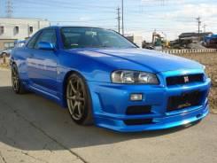 Nissan Skyline GT-R. механика, задний, 2.5, бензин, б/п, нет птс. Под заказ