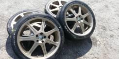 """Bridgestone BEO. 7.5x18"""", 5x100.00, ET49, ЦО 60,0мм."""