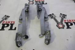 Крепление крышки багажника. Audi A4