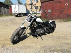 Продам мотоцикл хонда стид в хорошем состоянии
