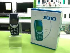 Nokia 3310 Classic. Б/у, до 8 Гб, Синий