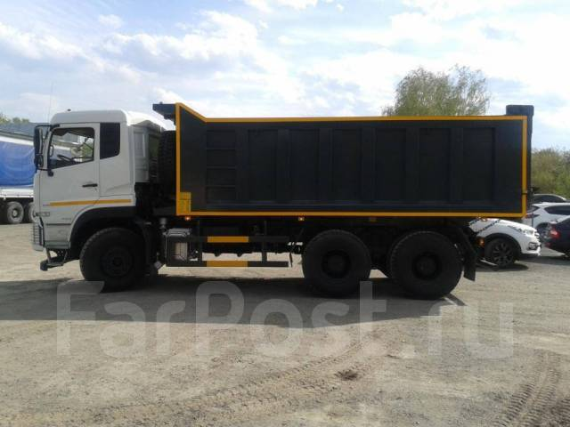 Dongfeng. Самосвал Dong Feng DFH3330A80, 6х4, Evro V, 8 900 куб. см., 25 000 кг., 6x4