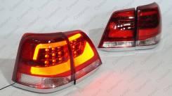 Защита стоп-сигнала. Toyota Land Cruiser, J200, URJ202, URJ202W, UZJ200, UZJ200W, VDJ200