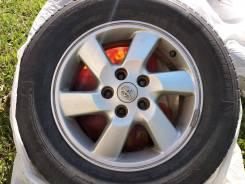 "Toyota. 6.0x16"", 5x114.30, ET50"