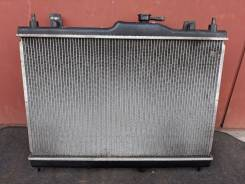 Радиатор охлаждения двигателя. Nissan Tiida Latio, SC11, SJC11, SNC11, SZC11 Nissan Tiida, C11, C11X, JC11, NC11, SC11, SC11X