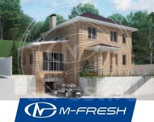 M-fresh Sagrada (В цокольном этаже подсобное помещение). 300-400 кв. м., 2 этажа, 4 комнаты, бетон