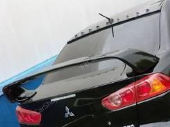 Козырек 9 зубьев EVO-style Mitsubishi Lancer 10. Mitsubishi Lancer Evolution Mitsubishi Lancer, CX2A, CX3A, CX4A, CX5A, CX8A, CX9A, CY1A, CY2A, CY3A...