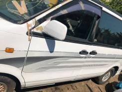 Дверь передняя левая белая(QM1) Nissan Largo W30 NW30 CW30 VW30
