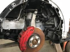Суппорт тормозной. Porsche Cayenne, 958