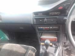 Накладка консоли. Toyota Corolla Levin, AE100, AE101, AE110, AE111, AE85, AE86, AE91, AE92