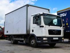 MAN TGL. Изотермический фургон 10.180 2010 г/в, 4 600куб. см., 5 075кг.