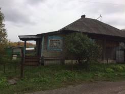 Продам дом 41 м2 на участке 18 сот. Кемеровская область, с. Березово, ул. Чапаева 8, р-н Кемерово, площадь дома 41кв.м., скважина, отопление твердот...